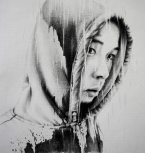 © Thomas C. Chung 2017 Graphite drawing by Linnea Strid